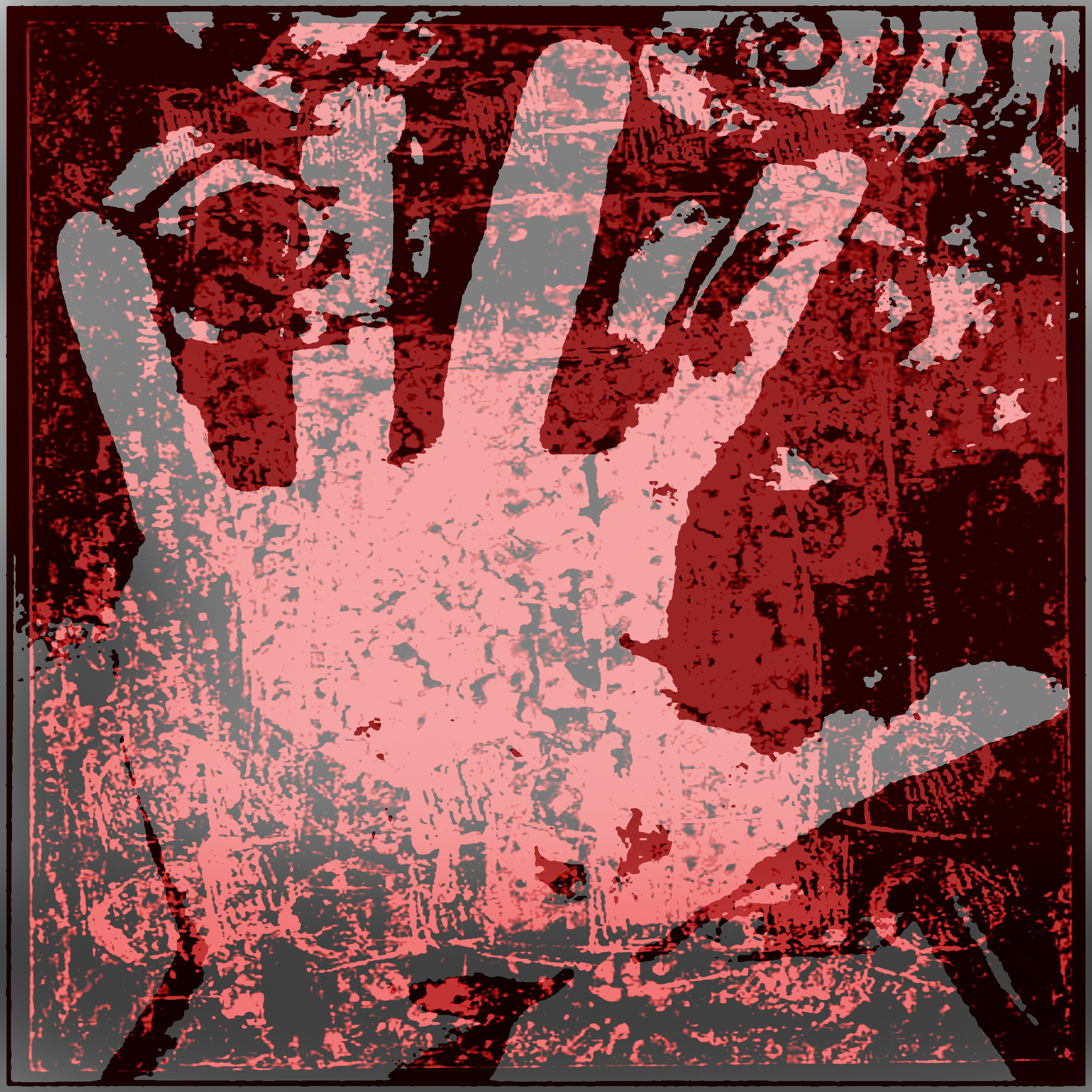 red hand by steev thompson